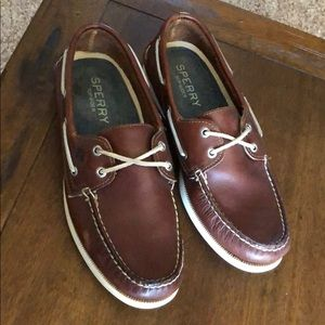 Men's Sperry great condition! Size 11